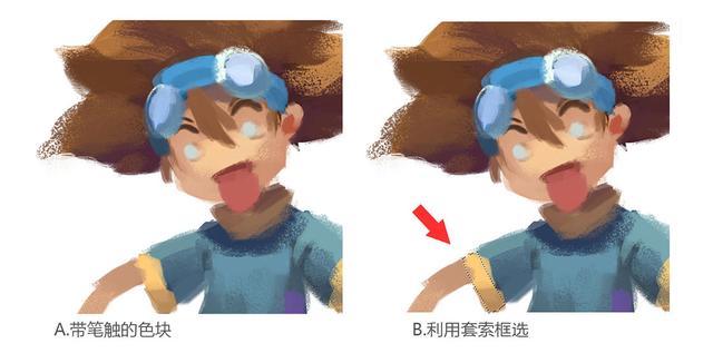 CG原画:如何用三种方式起稿上色?