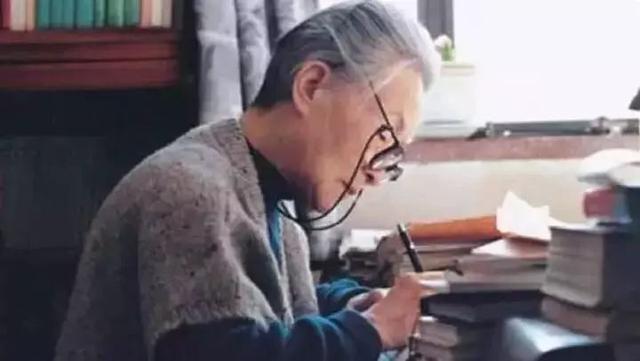 杨绛:想得太多,那就读书吧
