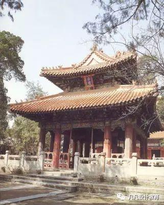中国古建筑图解解析