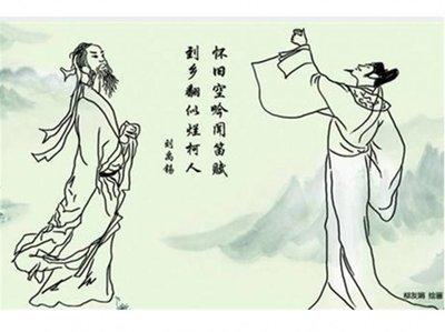 唐朝第一刺头刘禹锡的生活哲学:最牛的人生就是提升自己熬死对手