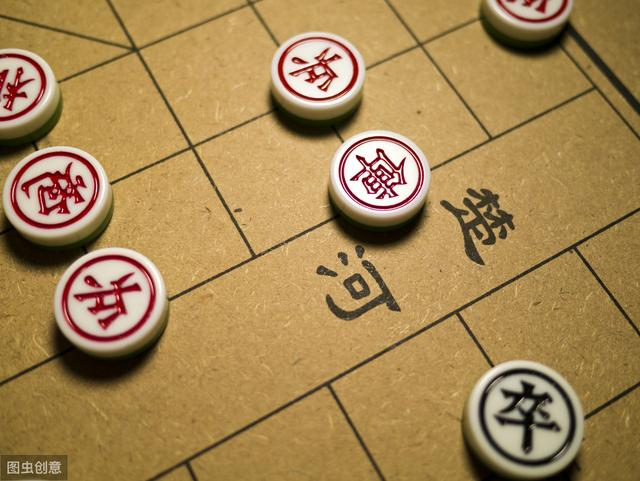 中国象棋谚语大全(耐心揣摩,终成大师)